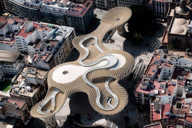 Metropol Parasol / Jürgen Mayer H. Architects