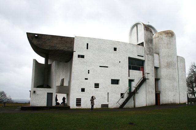 Ronchamp - Le Corbusier