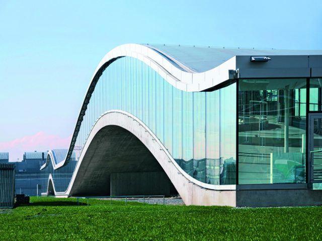 Rolex Eğitim Merkezi - SANAA