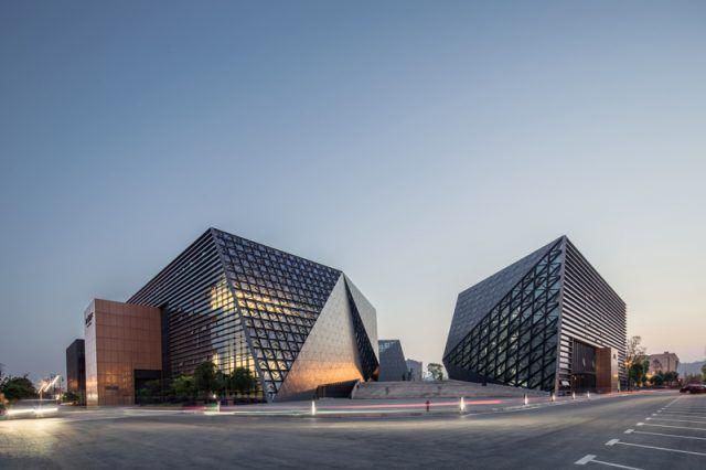 Bishan Kültür ve Sanat Merkezi - Tanghua Architect & Associates