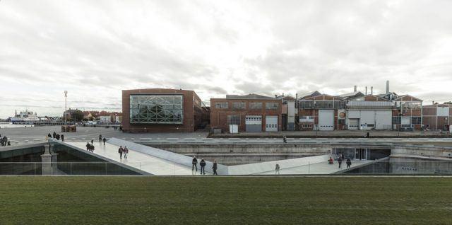 Danimarka Deniz Müzesi - BIG