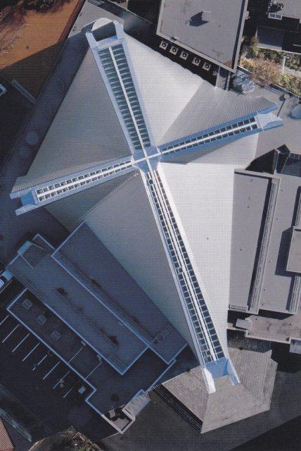 St. Mary Katedrali - Kenzo Tange