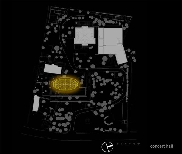 The Seed Konser Salonu - Nevzat Sayın Mimarlık Hizmetleri