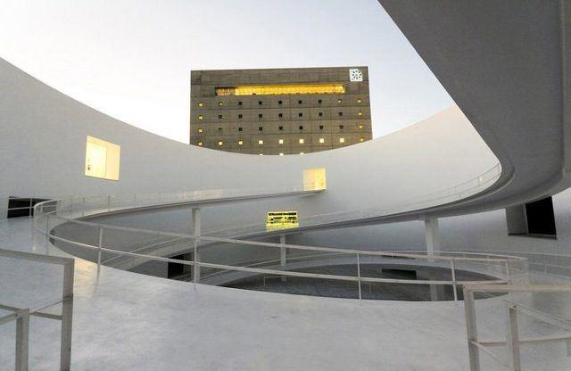 Endülüs Tarihi Müzesi - Alberto Campo Baeza