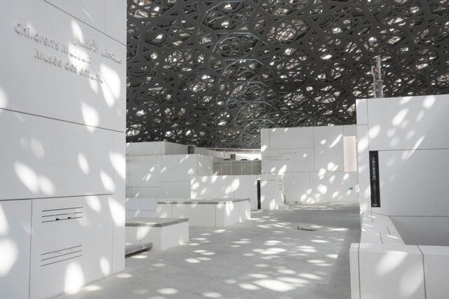Louvre Abu Dhabi - Jean Novel
