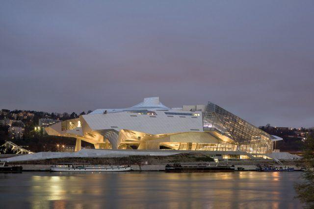 Musee des Confluences - Coop Himmelblau
