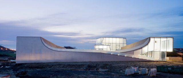 Okyanu ve Sörf Müzesi - Steven Holl