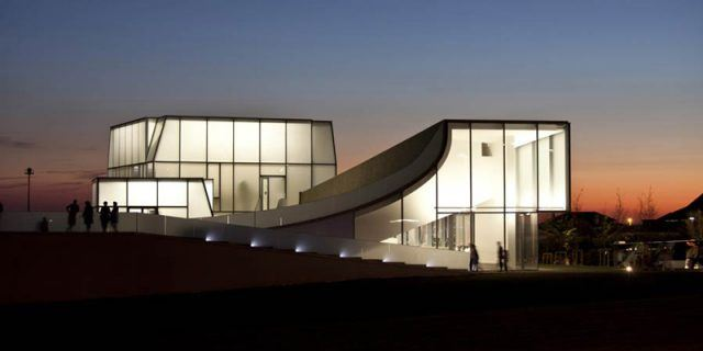 Okyanus ve Sörf Müzesi - Steven Holl