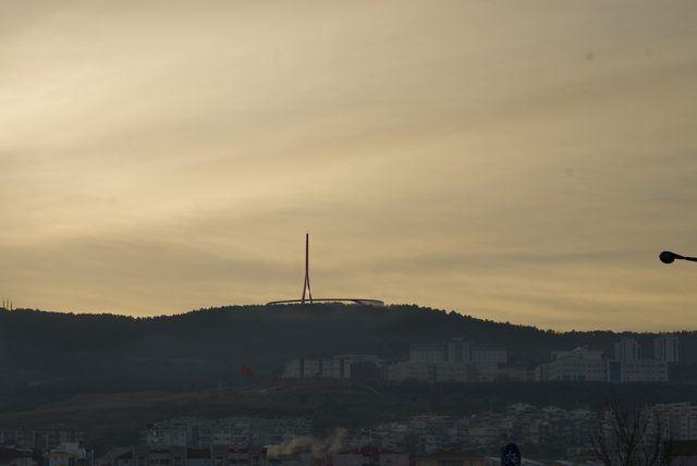 Çanakkale Anten Kulesi - IND + Powerhouse Company